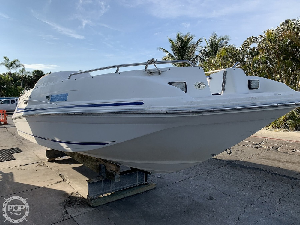 1996 Sea Ray boat for sale, model of the boat is 240 Sun Deck & Image # 38 of 40
