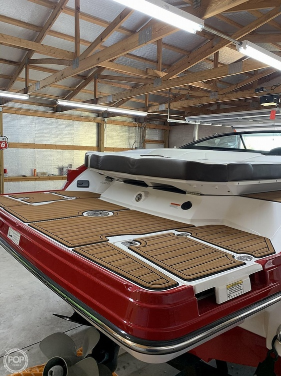 2015 Monterey boat for sale, model of the boat is 238 & Image # 9 of 15