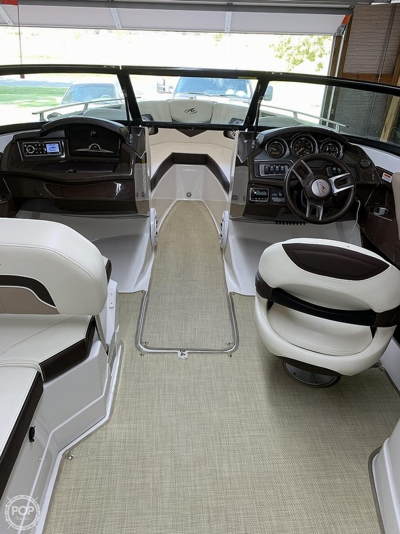 2015 Monterey boat for sale, model of the boat is 238 & Image # 12 of 15
