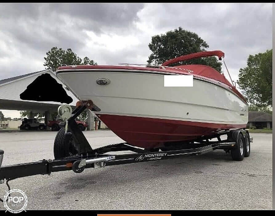 2015 Monterey boat for sale, model of the boat is 238 & Image # 4 of 15