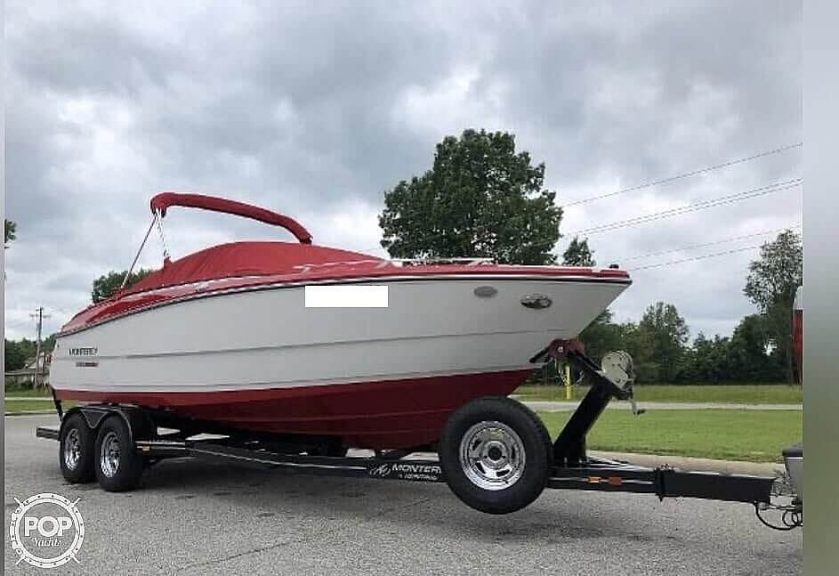 2015 Monterey boat for sale, model of the boat is 238 & Image # 2 of 15