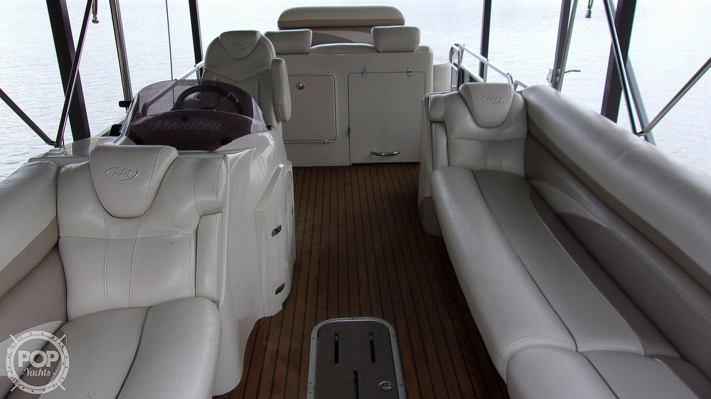 2011 Manitou boat for sale, model of the boat is SHP 27 Legacy & Image # 22 of 40