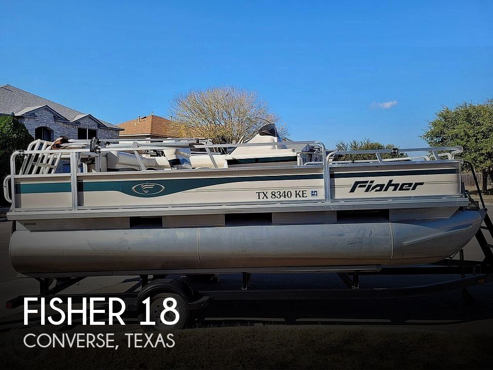 Used Fisher Boats For Sale by owner | 2005 Fisher 18
