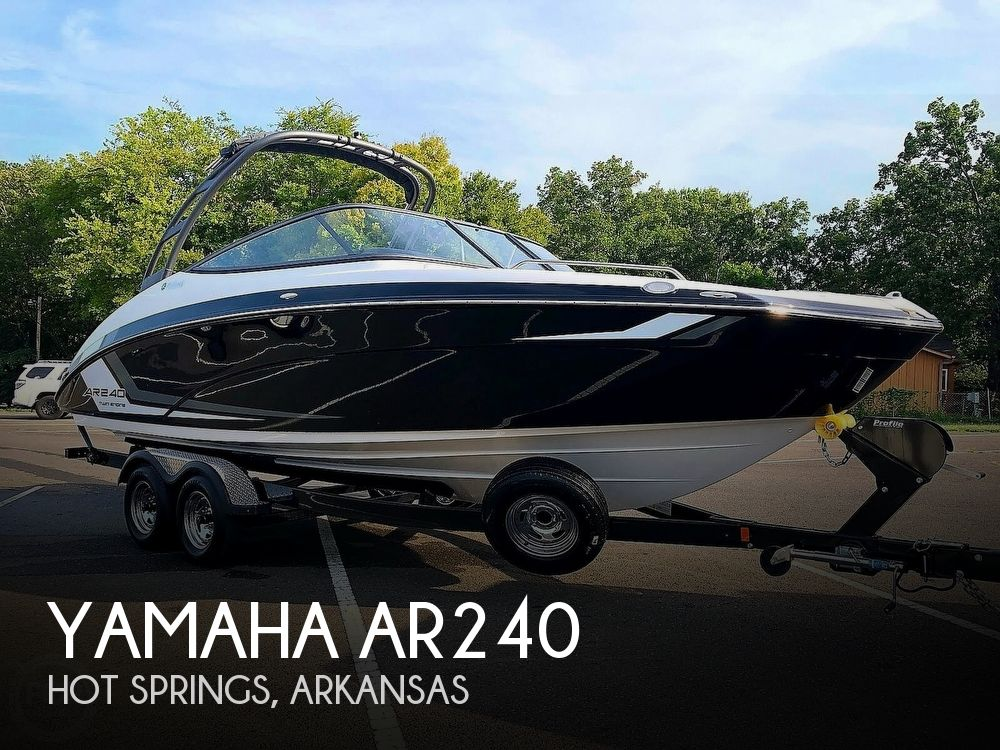 2018 Yamaha boat for sale, model of the boat is AR240 & Image # 1 of 12