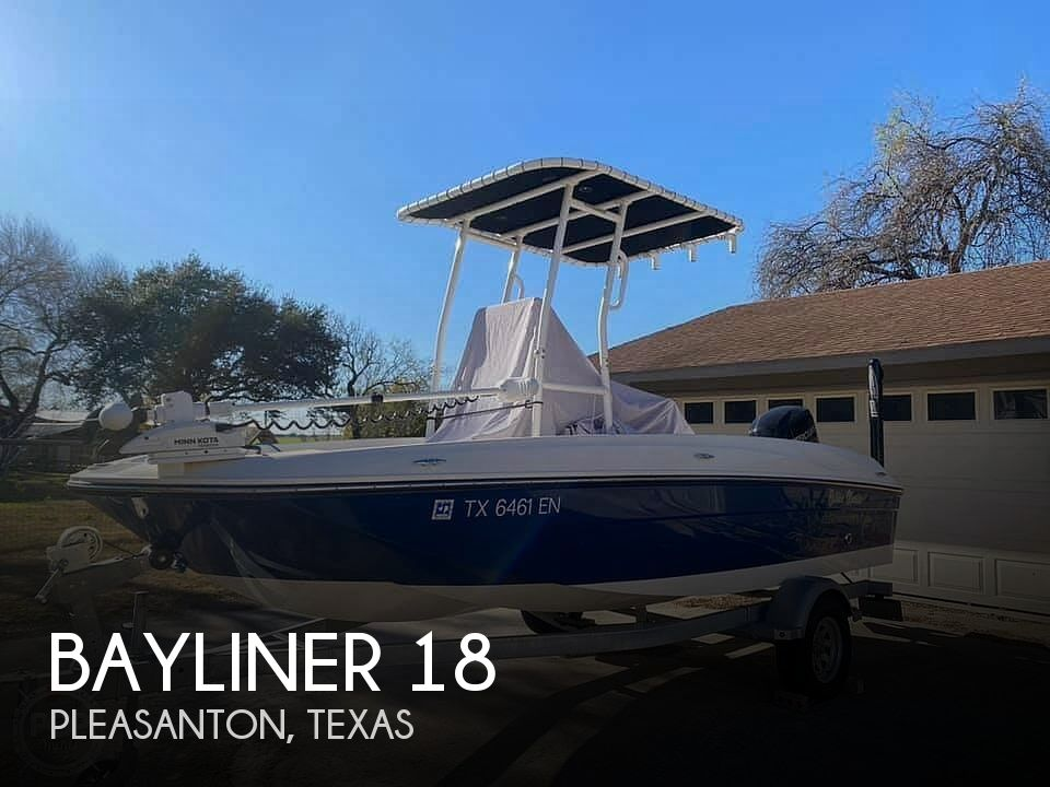 Used Bayliner Boats For Sale in Texas by owner | 2019 Bayliner Element 18