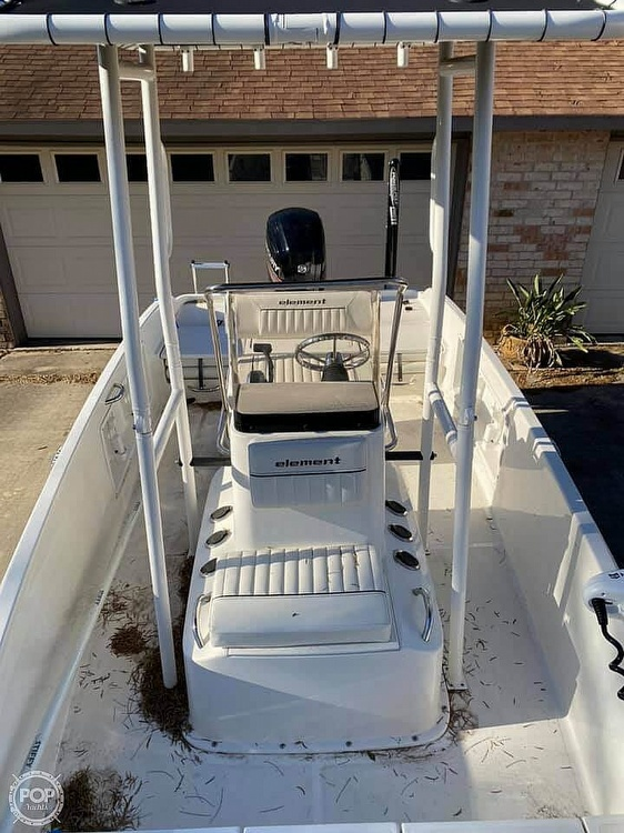 2019 Bayliner boat for sale, model of the boat is Element 18 CC & Image # 3 of 7