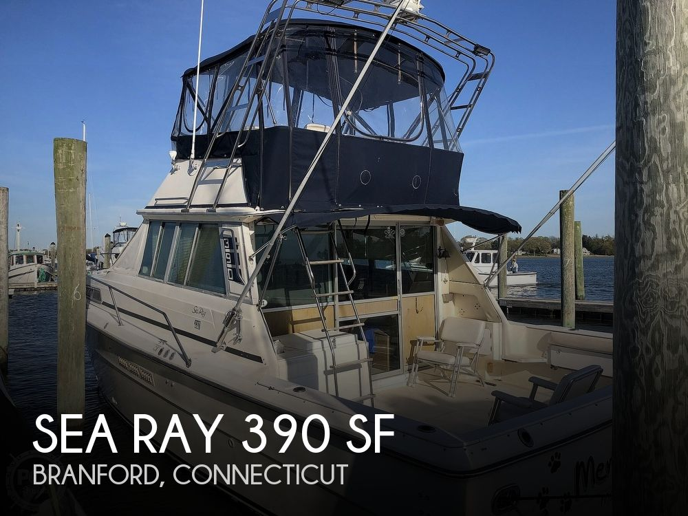 1986 SEA RAY 390 SF for sale