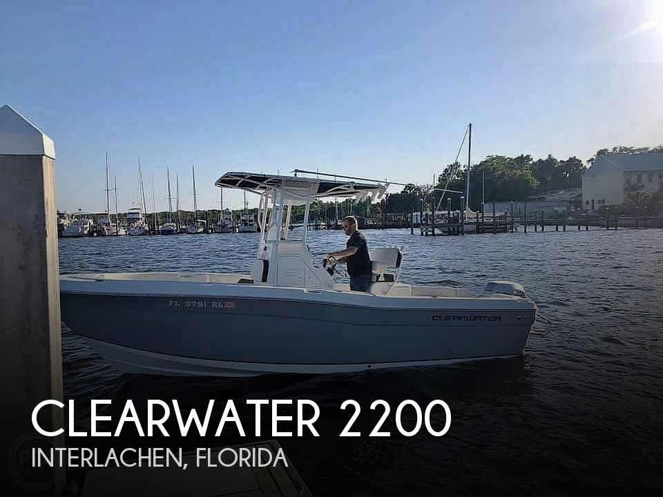 Used Clearwater Boats For Sale by owner | 2018 Clearwater 2200
