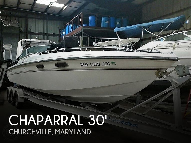 Used Chaparral Boats For Sale in Lancaster, Pennsylvania by owner | 1990 30 foot Chaparral Villain IV
