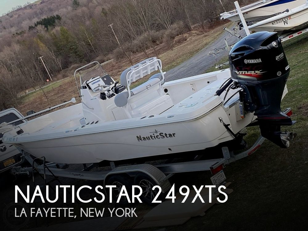 2021 Nautic Star boat for sale, model of the boat is 249XTS & Image # 1 of 2