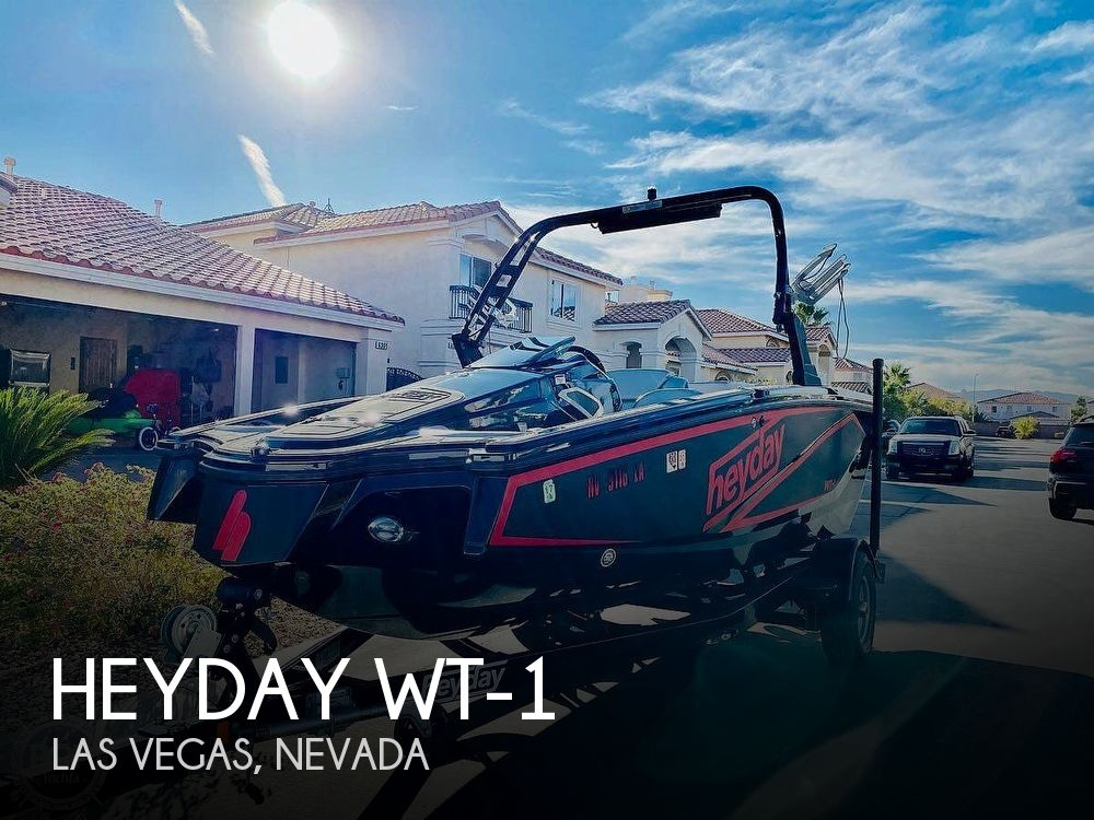 Used Boats For Sale in Las Vegas, Nevada by owner | 2017 Heyday WT-1