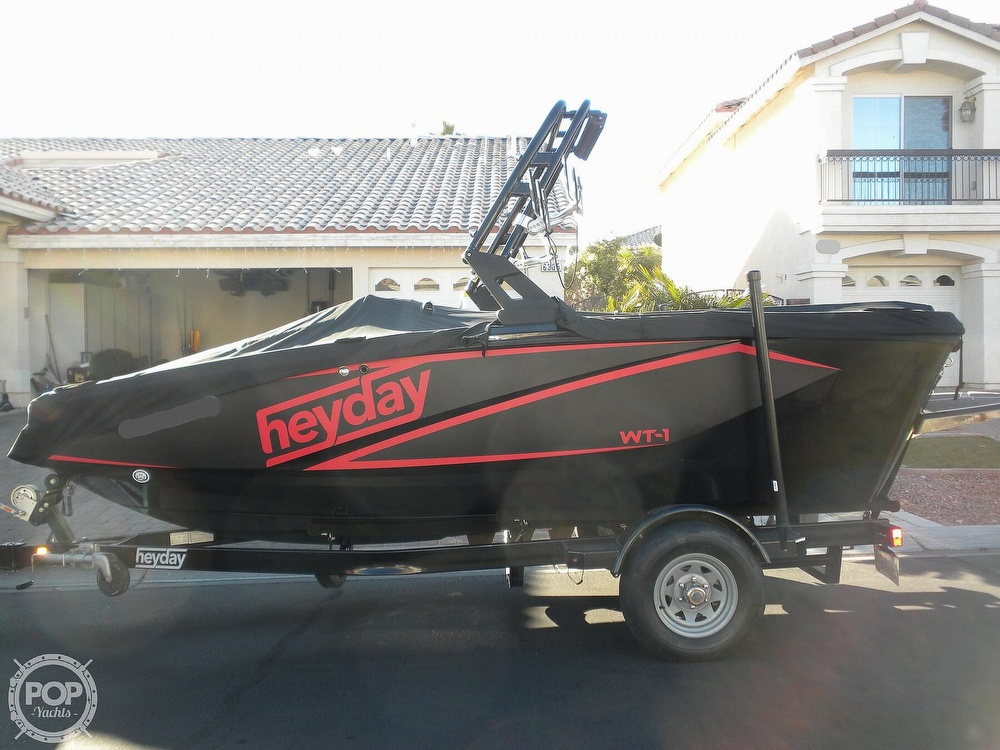 2017 Heyday boat for sale, model of the boat is WT-1 & Image # 14 of 40