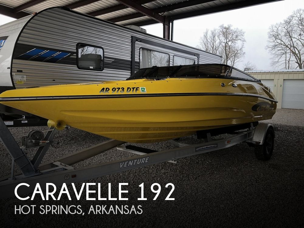 Used Caravelle Boats For Sale by owner | 2007 Caravelle 192 Interceptor