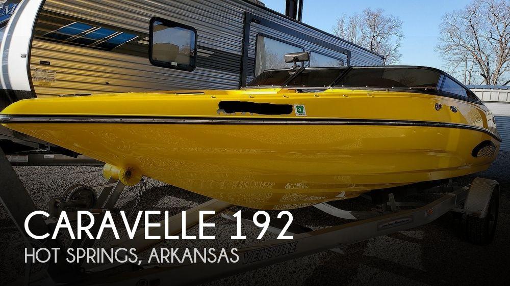 2007 Caravelle boat for sale, model of the boat is 192 Interceptor & Image # 1 of 40