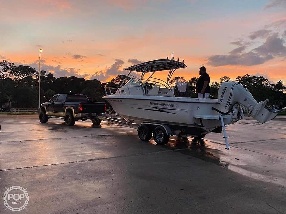 2000 Hydra-Sports boat for sale, model of the boat is Seahorse 230 Walk Around & Image # 3 of 40