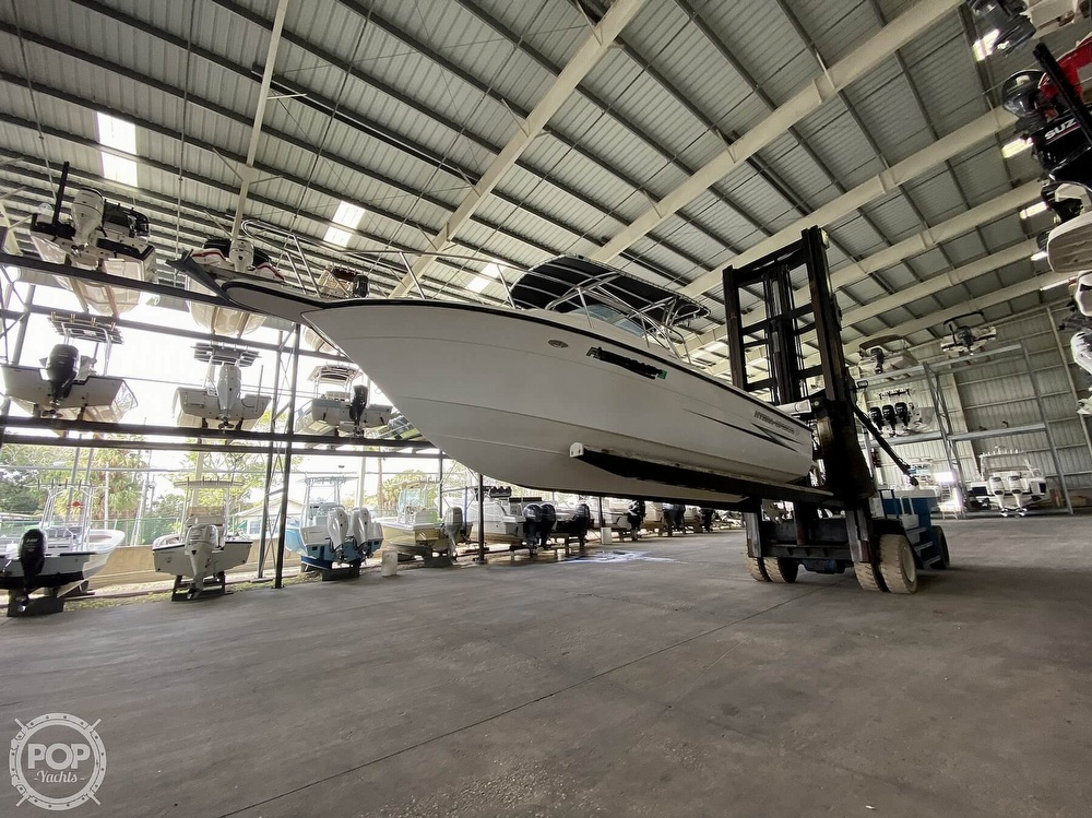 2000 Hydra-Sports boat for sale, model of the boat is Seahorse 230 Walk Around & Image # 7 of 40