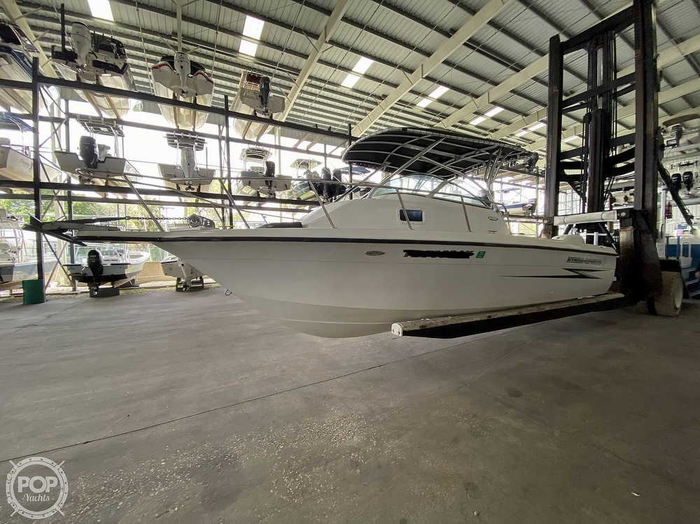 2000 Hydra-Sports boat for sale, model of the boat is Seahorse 230 Walk Around & Image # 8 of 40