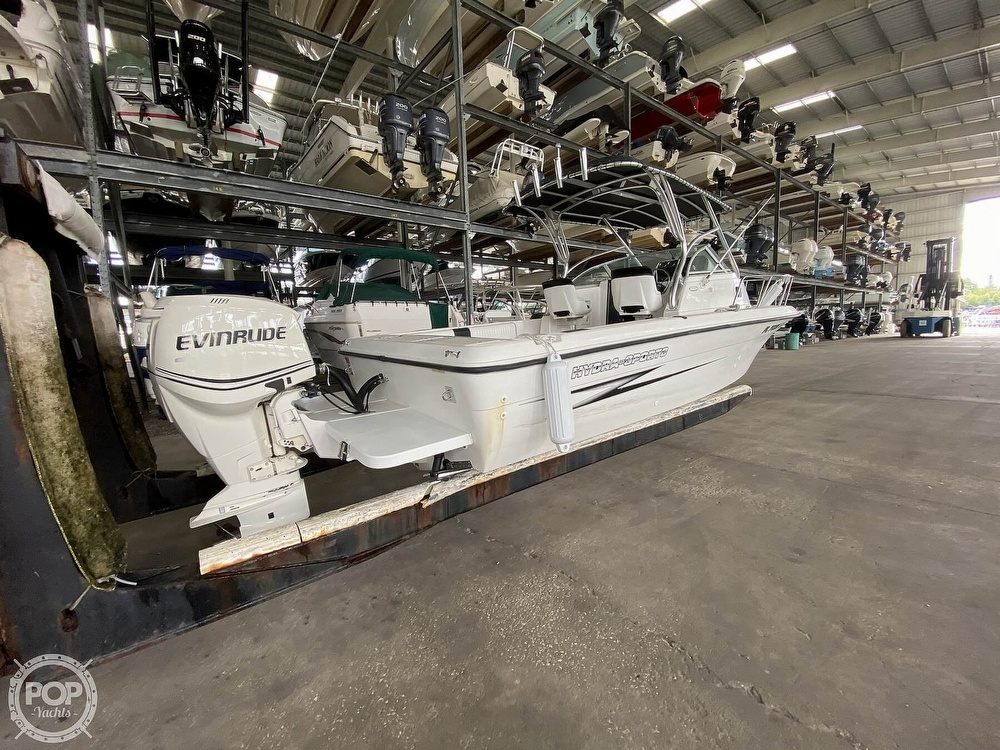 2000 Hydra-Sports boat for sale, model of the boat is Seahorse 230 Walk Around & Image # 15 of 40