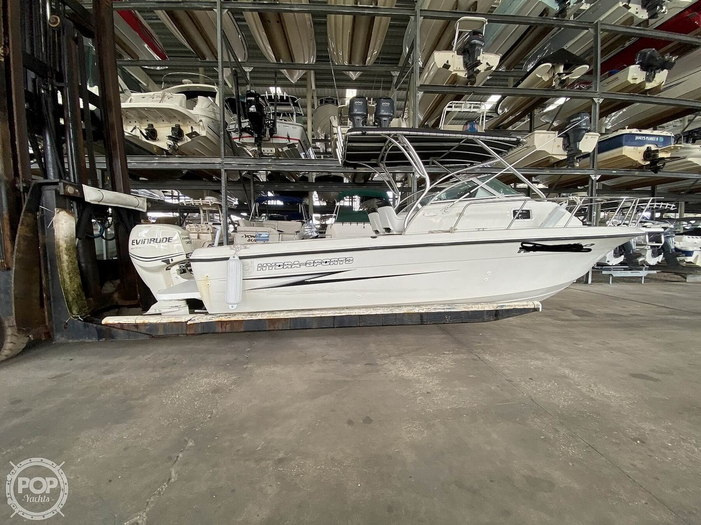 2000 Hydra-Sports boat for sale, model of the boat is Seahorse 230 Walk Around & Image # 16 of 40