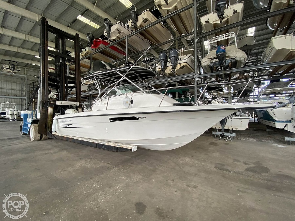 2000 Hydra-Sports boat for sale, model of the boat is Seahorse 230 Walk Around & Image # 17 of 40