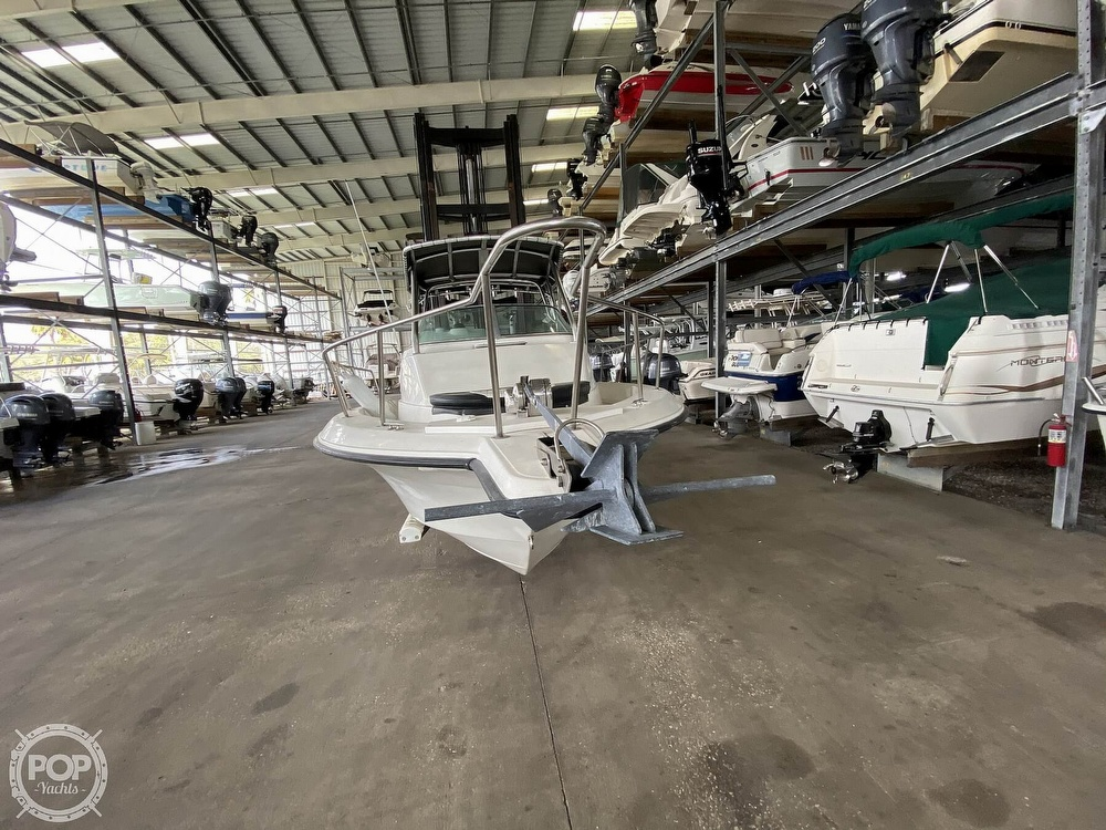 2000 Hydra-Sports boat for sale, model of the boat is Seahorse 230 Walk Around & Image # 18 of 40