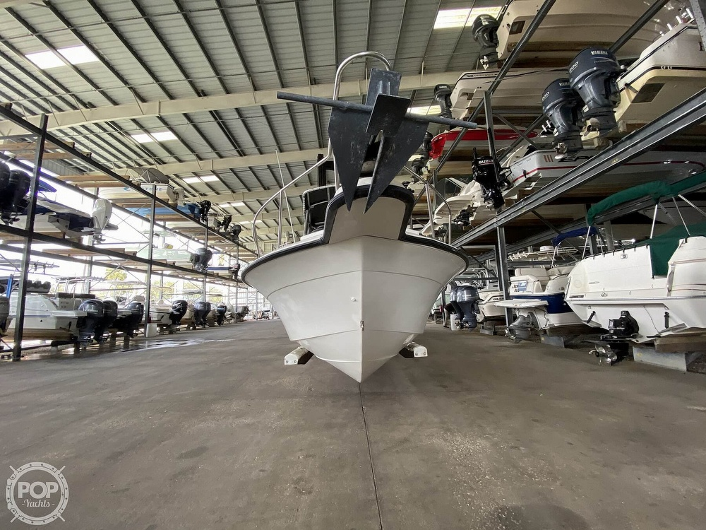 2000 Hydra-Sports boat for sale, model of the boat is Seahorse 230 Walk Around & Image # 19 of 40