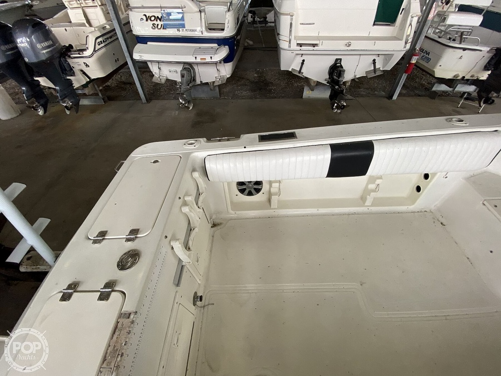 2000 Hydra-Sports boat for sale, model of the boat is Seahorse 230 Walk Around & Image # 21 of 40