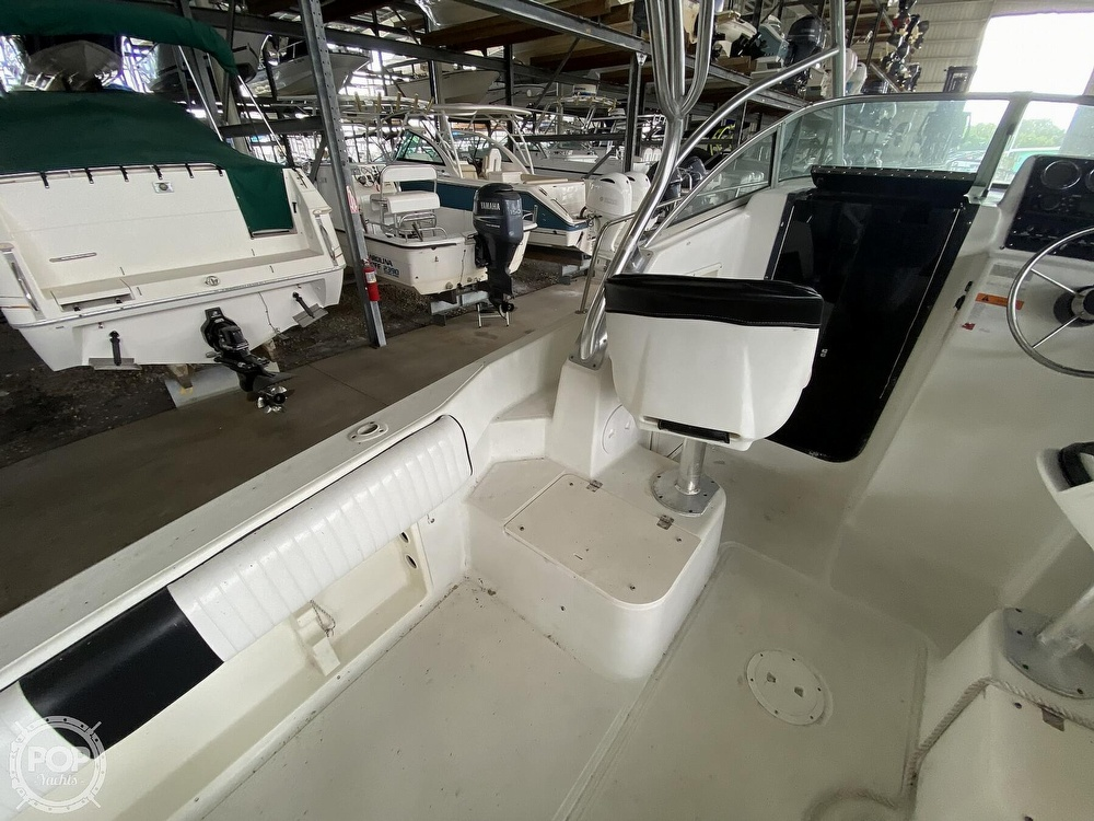 2000 Hydra-Sports boat for sale, model of the boat is Seahorse 230 Walk Around & Image # 22 of 40