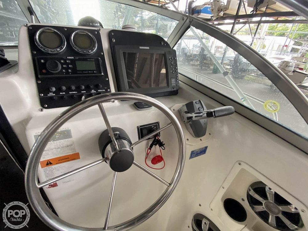 2000 Hydra-Sports boat for sale, model of the boat is Seahorse 230 Walk Around & Image # 28 of 40
