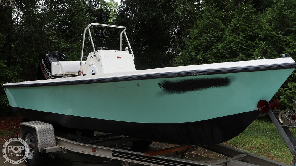 2000 Mako boat for sale, model of the boat is 171 Center Console & Image # 2 of 40