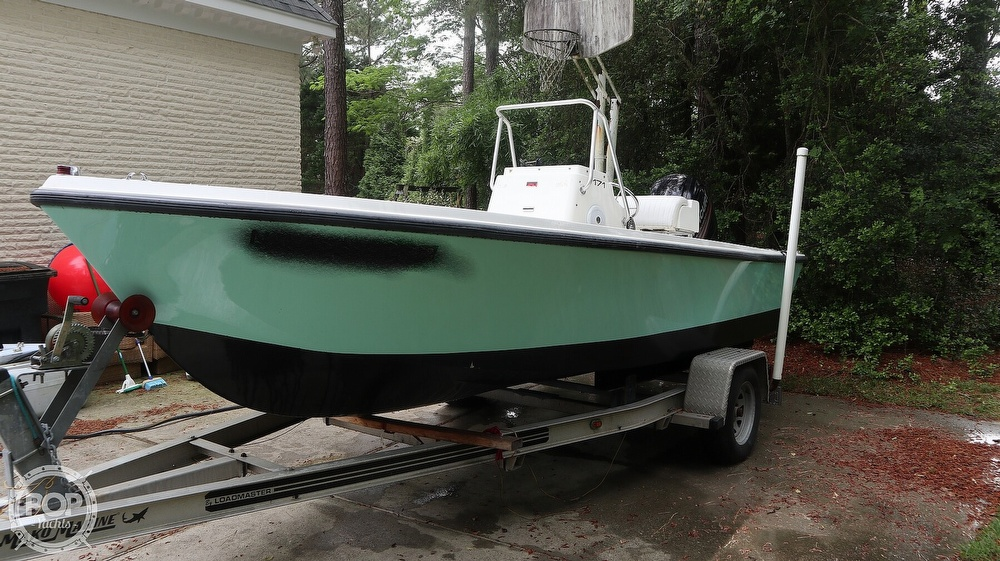 2000 Mako boat for sale, model of the boat is 171 Center Console & Image # 4 of 40