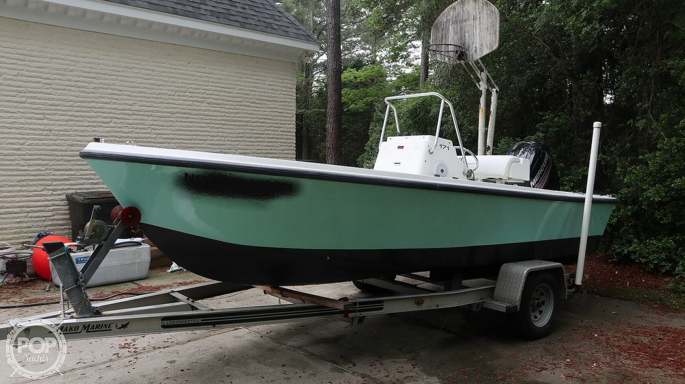 2000 Mako boat for sale, model of the boat is 171 Center Console & Image # 5 of 40