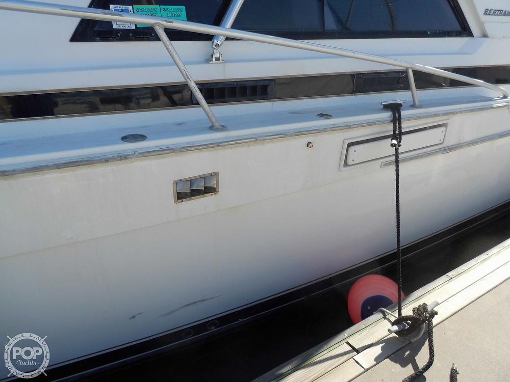 1989 Bertram boat for sale, model of the boat is 37 SportFish & Image # 2 of 40