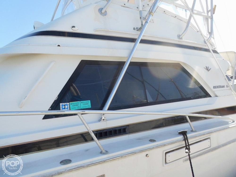 1989 Bertram boat for sale, model of the boat is 37 SportFish & Image # 3 of 40