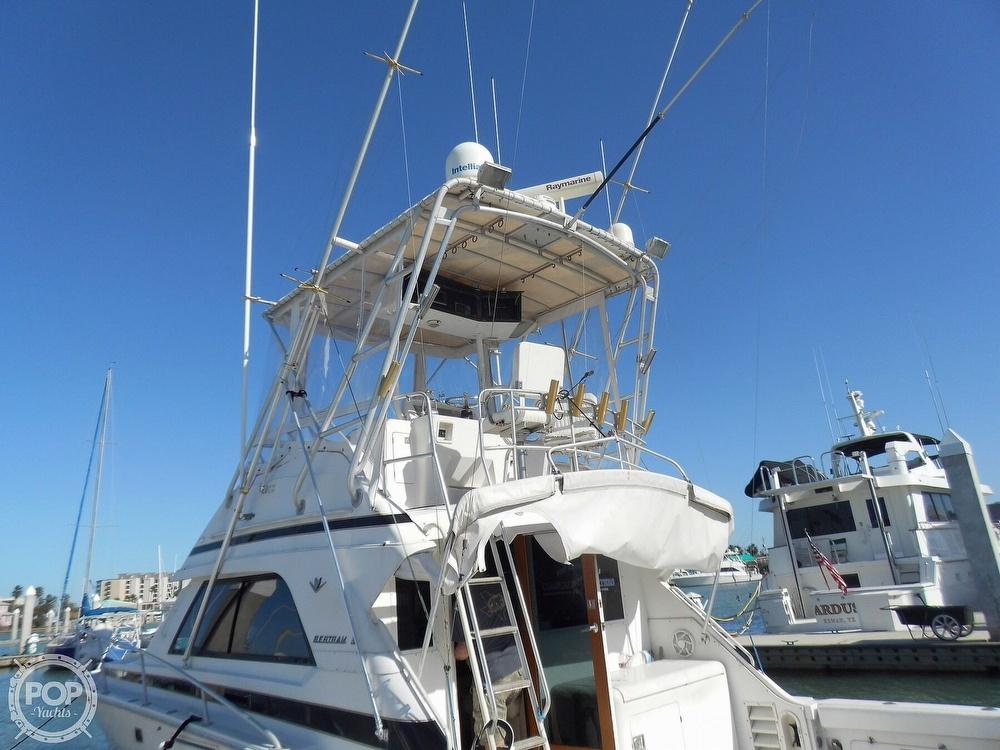 1989 Bertram boat for sale, model of the boat is 37 SportFish & Image # 5 of 40