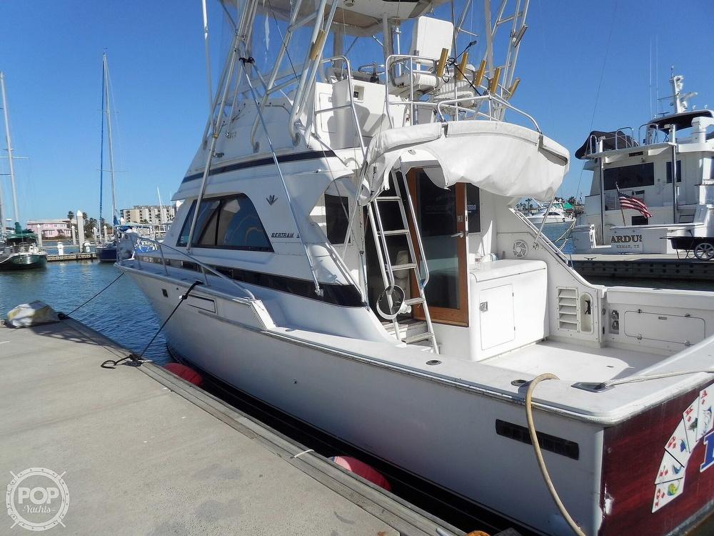 1989 Bertram boat for sale, model of the boat is 37 SportFish & Image # 6 of 40