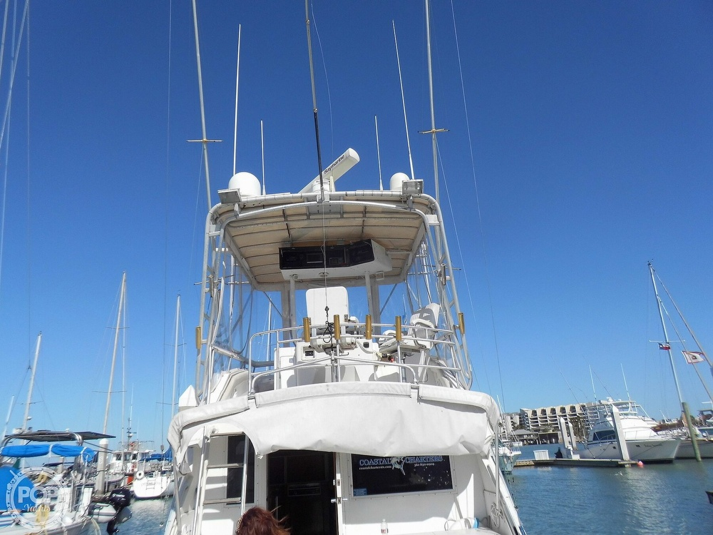 1989 Bertram boat for sale, model of the boat is 37 SportFish & Image # 7 of 40