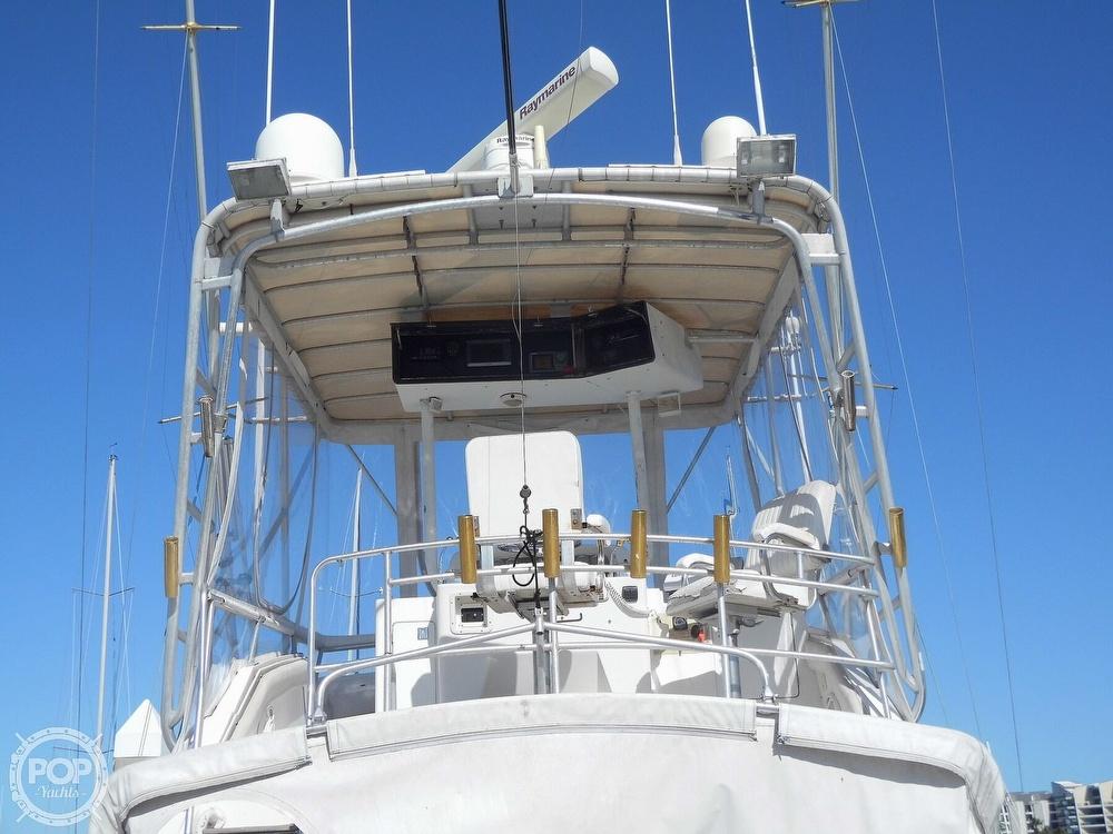 1989 Bertram boat for sale, model of the boat is 37 SportFish & Image # 8 of 40