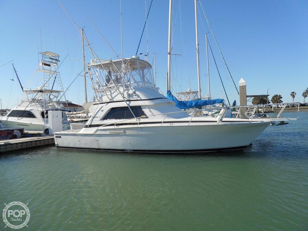 1989 Bertram boat for sale, model of the boat is 37 SportFish & Image # 11 of 40