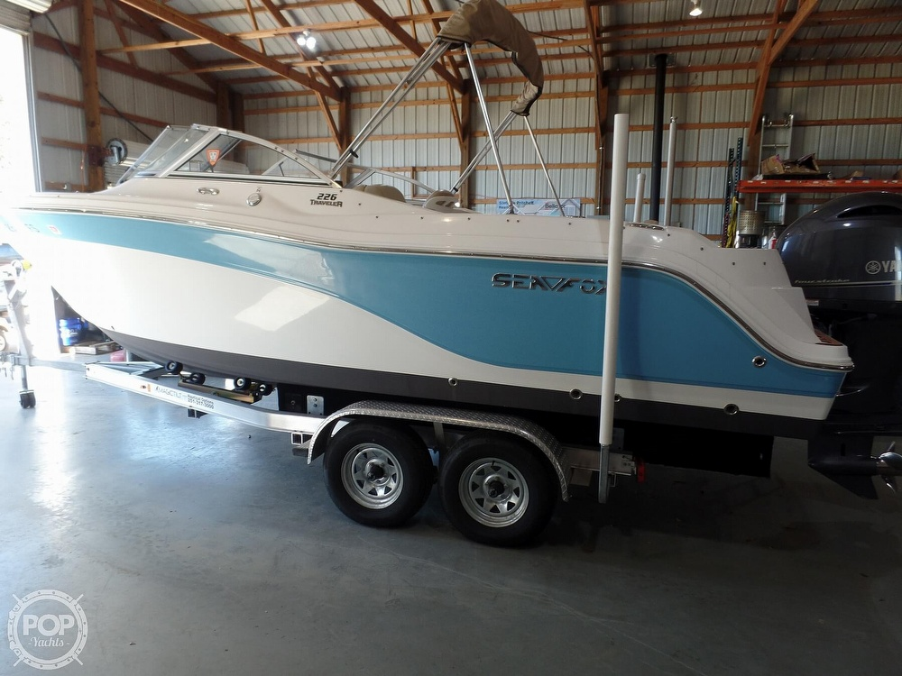 2017 Sea Fox boat for sale, model of the boat is 226 Traveler & Image # 5 of 40