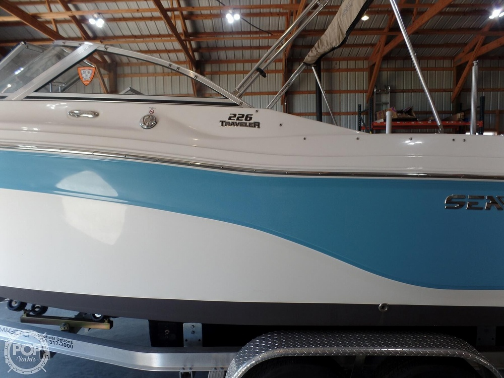 2017 Sea Fox boat for sale, model of the boat is 226 Traveler & Image # 18 of 40