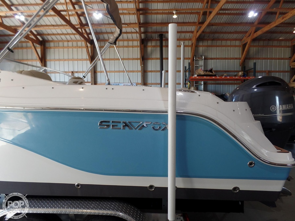 2017 Sea Fox boat for sale, model of the boat is 226 Traveler & Image # 19 of 40
