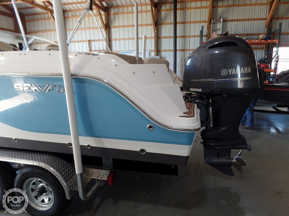 2017 Sea Fox boat for sale, model of the boat is 226 Traveler & Image # 20 of 40