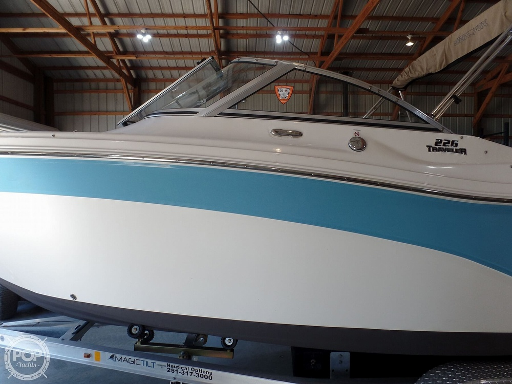 2017 Sea Fox boat for sale, model of the boat is 226 Traveler & Image # 7 of 40