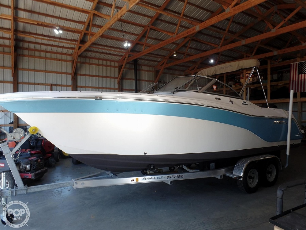 2017 Sea Fox boat for sale, model of the boat is 226 Traveler & Image # 2 of 40