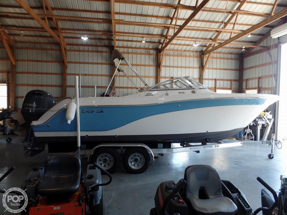 2017 Sea Fox boat for sale, model of the boat is 226 Traveler & Image # 3 of 40