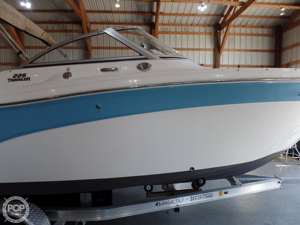 2017 Sea Fox boat for sale, model of the boat is 226 Traveler & Image # 12 of 40