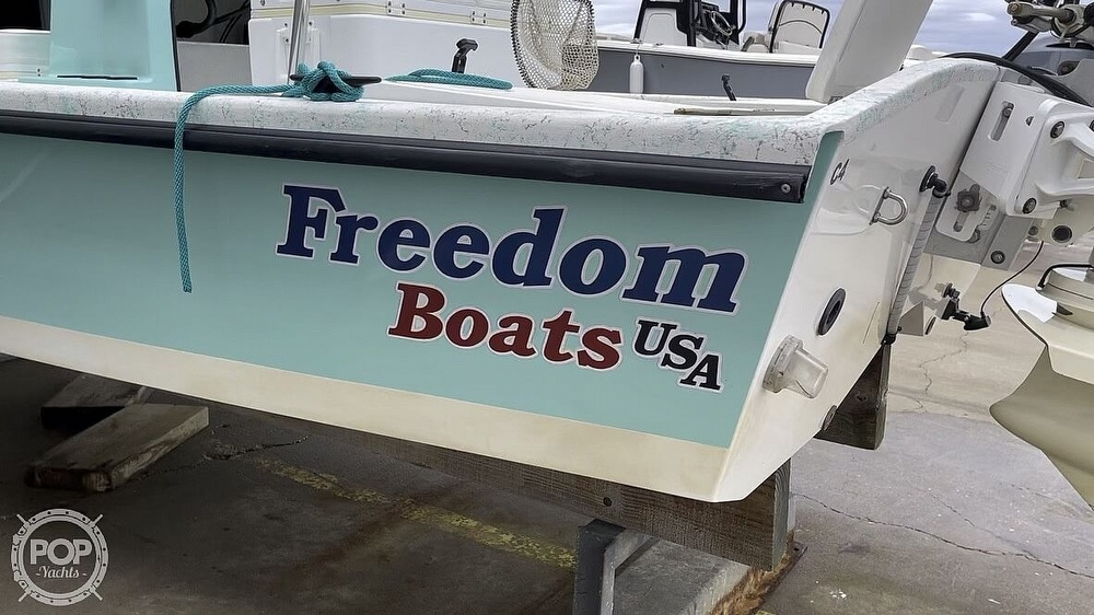 2020 Freedom Craft boat for sale, model of the boat is 18 Patriot & Image # 31 of 40