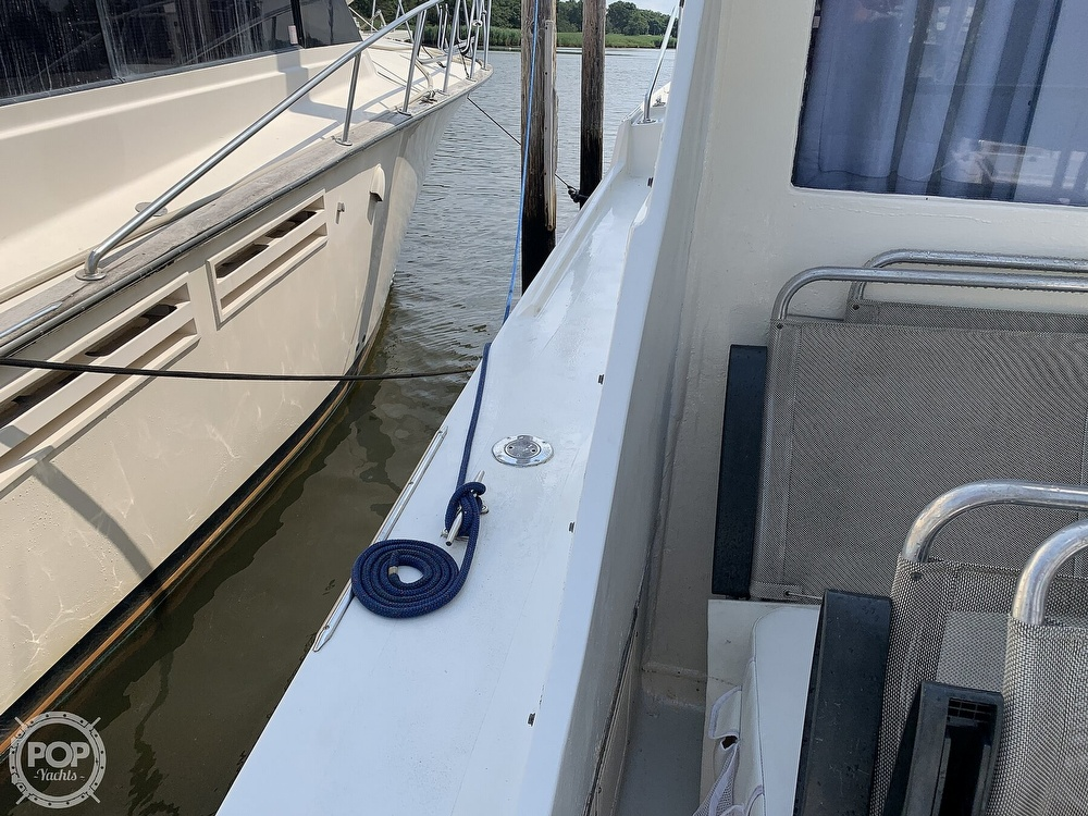 1969 Hatteras boat for sale, model of the boat is 41 Sportfish & Image # 27 of 40