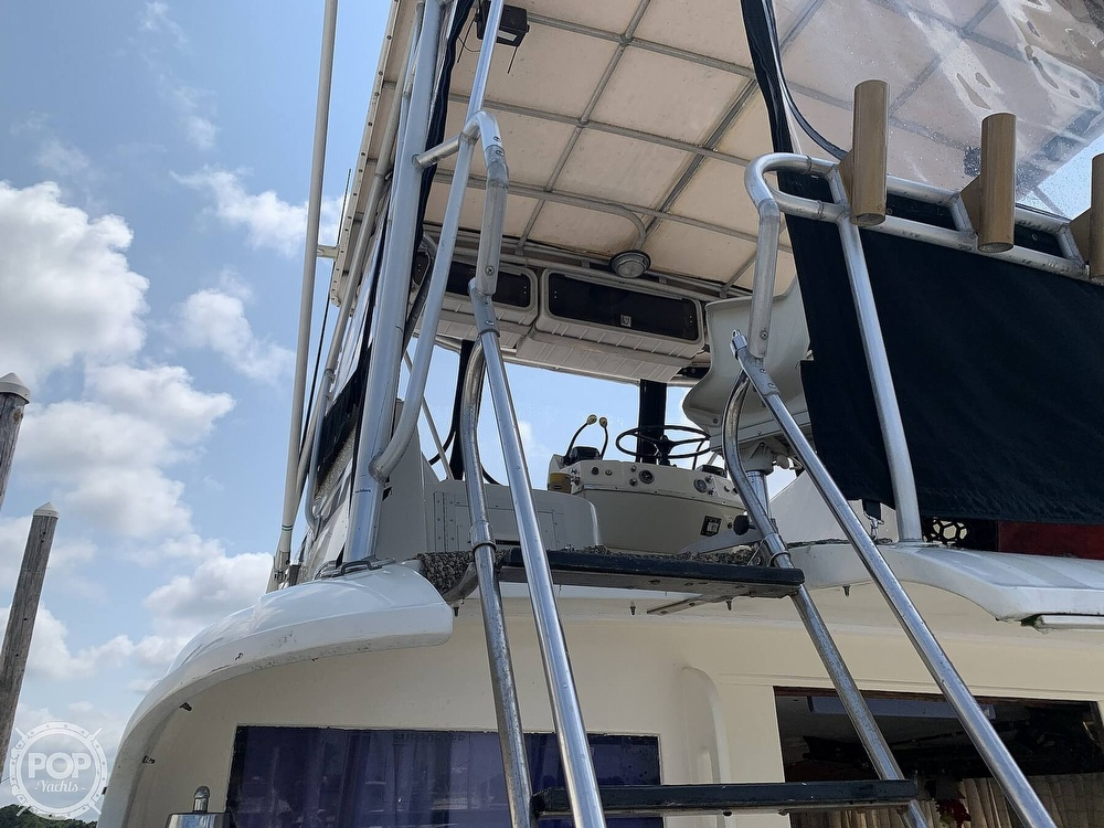 1969 Hatteras boat for sale, model of the boat is 41 Sportfish & Image # 30 of 40